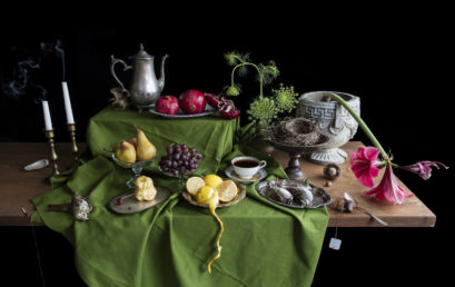 Creative Still Life with Kimberly Witham (Weekend-Intensive)