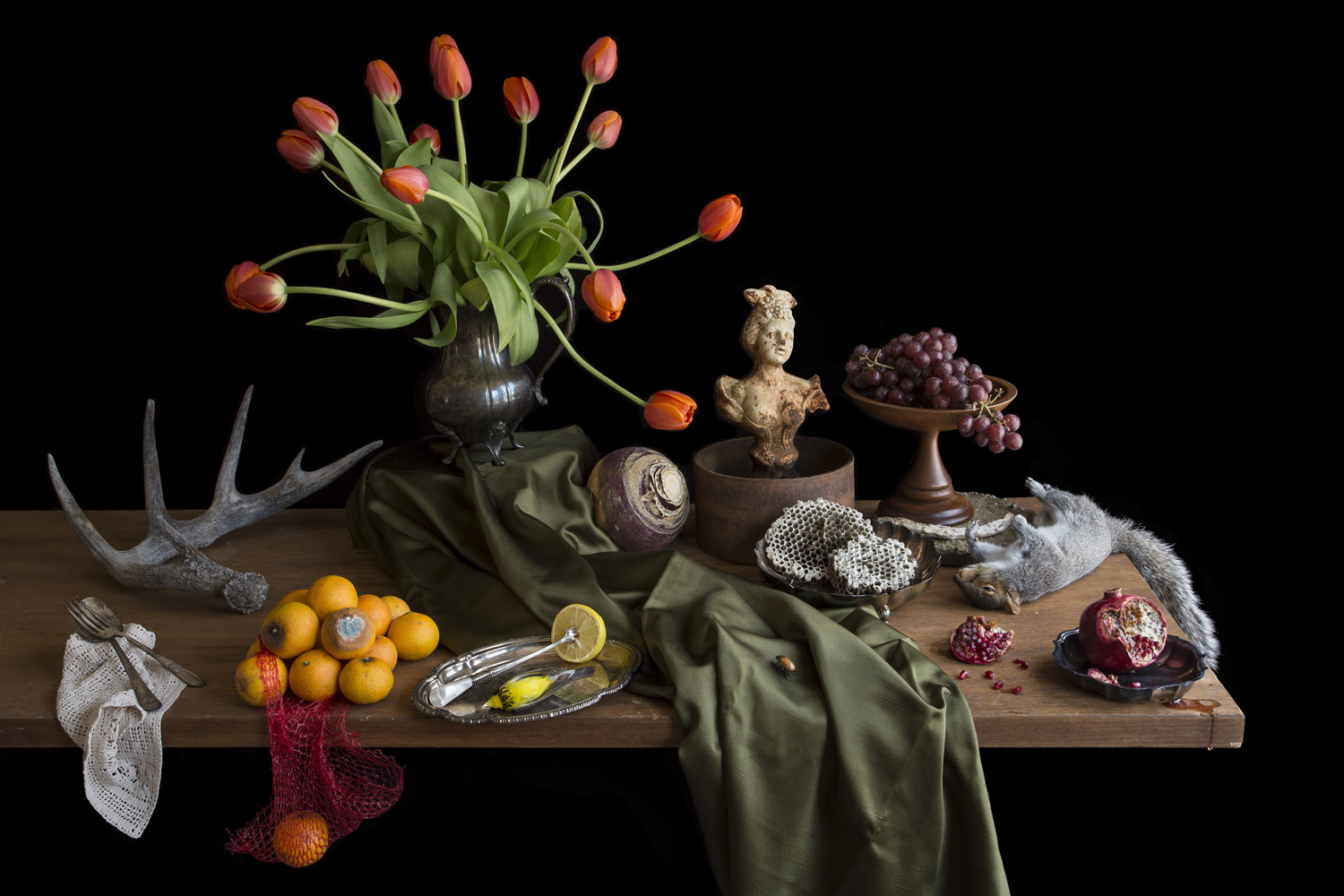 Creative Still Life with Kimberly Witham (Online Learning)