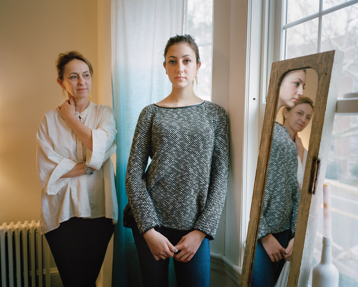 The Portrait: Expressing Identity with Rania Matar (Weekend-Intensive)