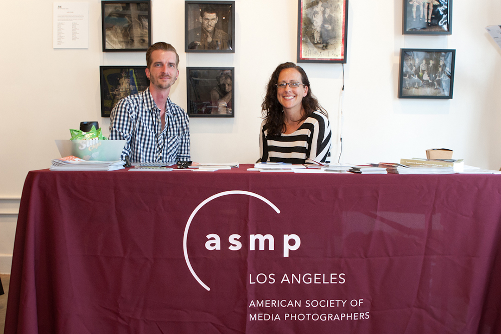 ASMP Los Angeles, a non-profit organization, attending the 2015 Spring Open House