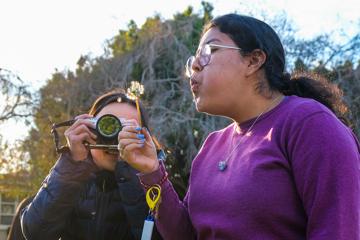 Intermediate Photography 2 for Teens (ages 12-18) with Julia Dean (Online Learning – Fall)