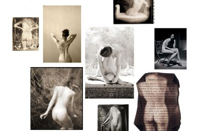 The Black and White Nude: Lighting Chiaroscuro with Ann Elliott Cutting (One session)