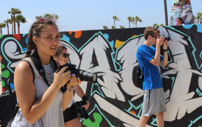 Intermediate Digital Photography for Teens (ages 12-18) with Jasmine Lord (Distance Learning – Summer)