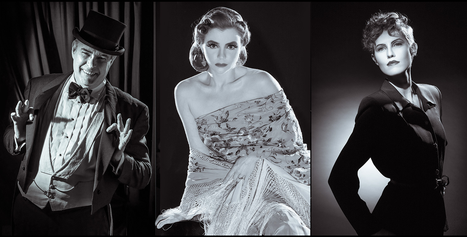 Hollywood Lighting in the Hurrell Style with Bobbi Lane & Lee Varis (Weekend-Intensive)