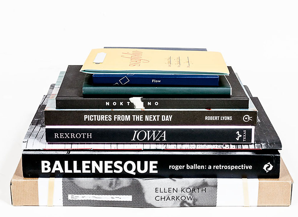 Introduction to Photo Book Design with Douglas Stockdale (Two sessions)