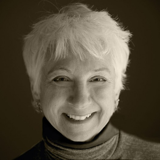 Headshot of photographer Fran Forman