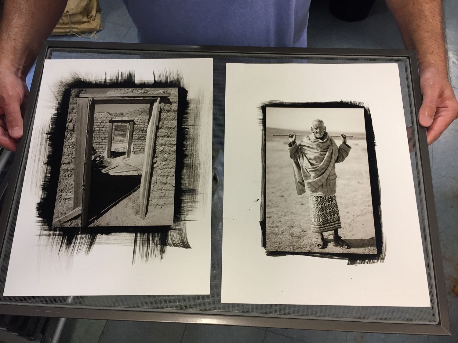 Platinum/Palladium Printing with Digital Negatives with Joseph Rheaume (Two sessions – SMC Campus)