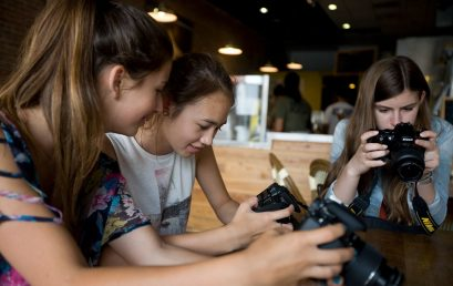 Basic Digital Photography for Teens (ages 12-14) with Jasmine Lord (One week – Summer)