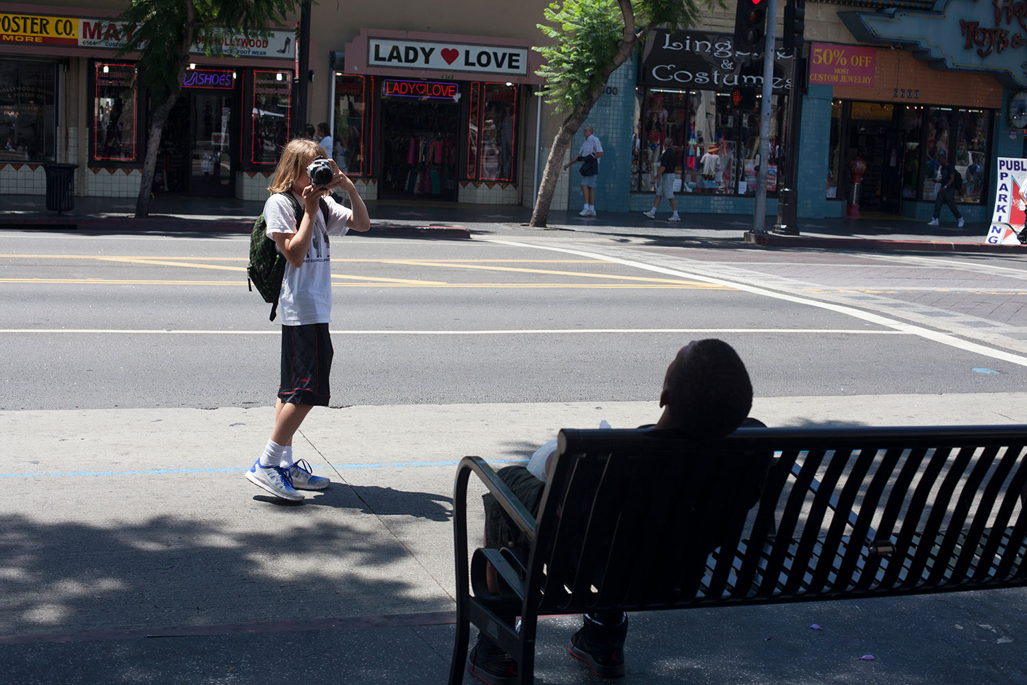 Street Shooting for Teens (ages 12-18) with Kevin Weinstein (One week) – Summer