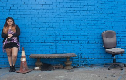 The Urban Landscape for Teens (ages 12-18) with Kat Bawden (One week) – Summer