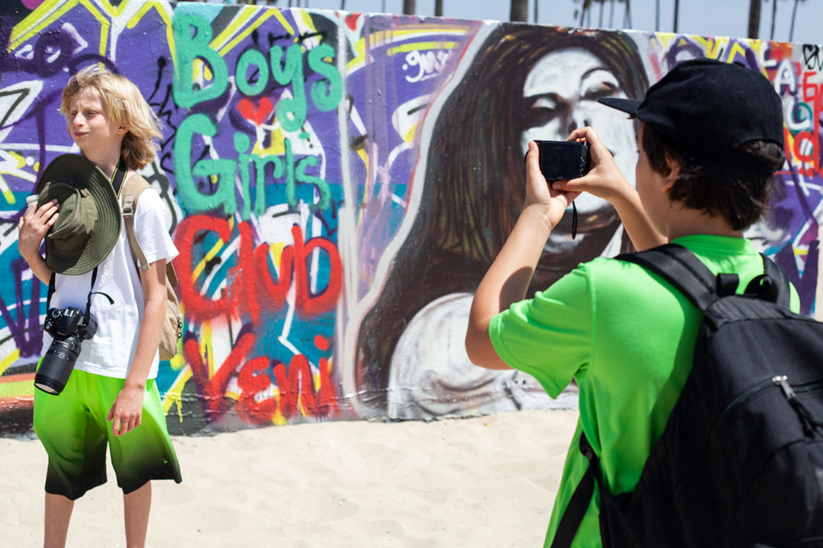 Intermediate Digital Photography for Teens (ages 12-18) with Kat Bawden (Eight sessions – After-school)