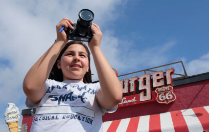 Beginning Photography for Teens: Part 1 (ages 12-18) with Julia Dean (Online Learning – Summer)