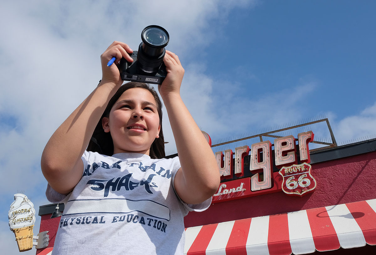 Beginning Photography for Teens: Part 1 (ages 12-18) with Amy Tierney (Online Learning – Summer)
