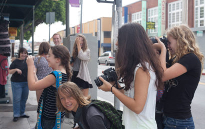 Street Shooting for Teens (ages 12-18) with Julia Dean (One week – Summer)