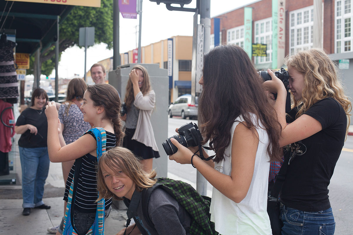 Intermediate Digital Photography for Teens: Part 1 (ages 12-18) with Jasmine Lord (Online Learning – Summer)