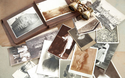 Discovered Treasures: Making Art with Found Photo Archives with Kelly Webeck (Webinar)