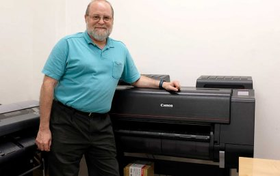 Printer Training Session with Eric Joseph (In-Person Learning – One session) – July 8