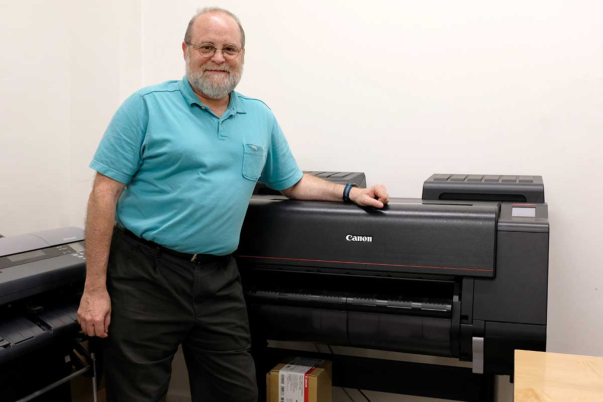 Printer Training Session with Eric Joseph (In-Person Learning – One session)