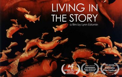 "Documentary Film Screening – ""Living in the Story"" – July 25"