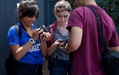 Basic Digital Photography for Teens (ages 12-14) with Jasmine Lord (One week) – Summer
