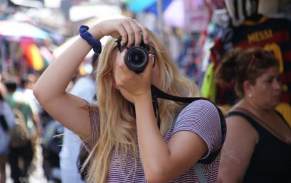 Intermediate Digital Photography for Teens (ages 12-18) with Jasmine Lord (One week) – Summer