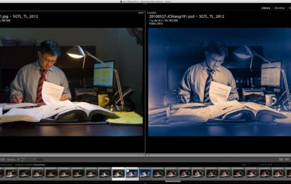 Lightroom Develop Module: Breathing Life into RAW Files with Michael e. Stern  (One session)