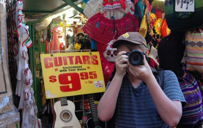 Street Shooting 1 for Teens (ages 12-18) with Julia Dean (One week) – Summer