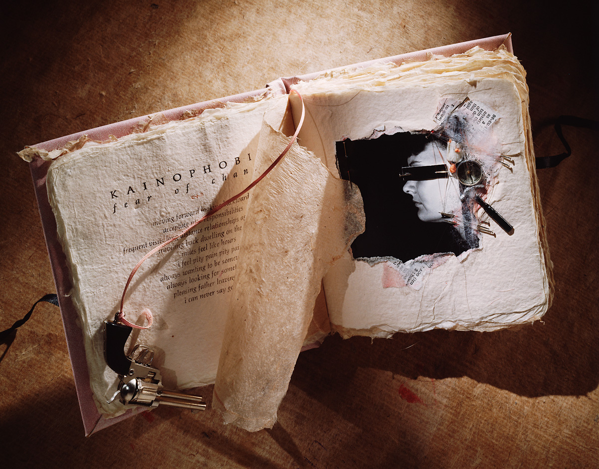 The Photo Book as Art with Susan Kae Grant (Weekend-Intensive)