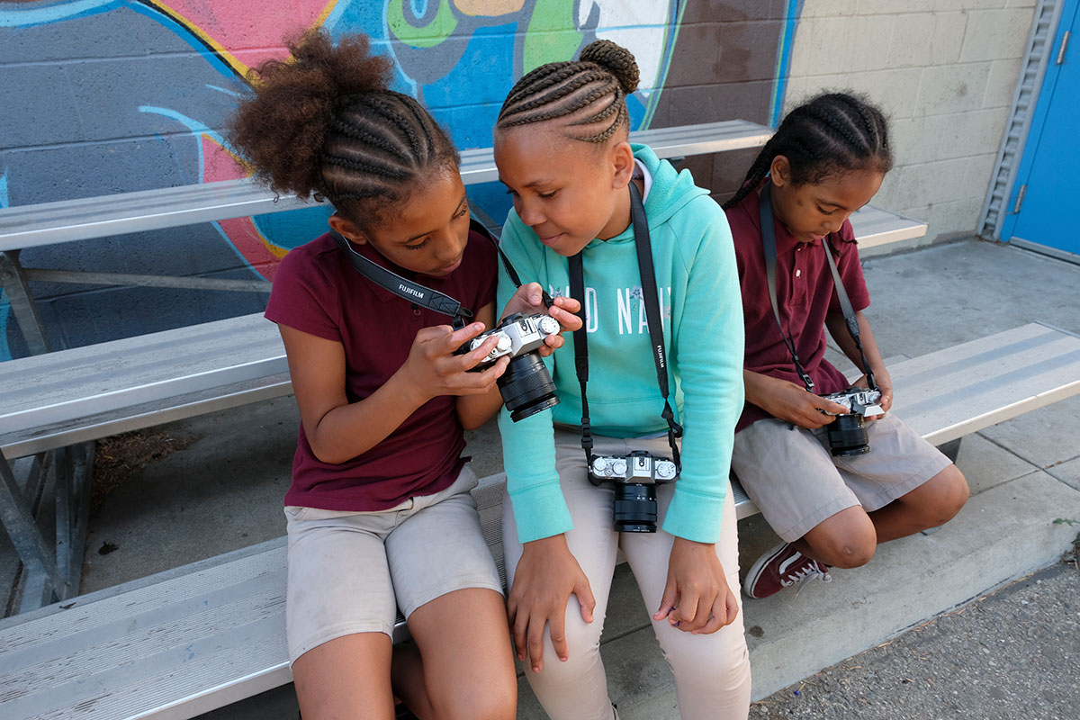 Intermediate Photography 1 for Teens (ages 12-18) with Amy Tierney (Online Learning – Fall)