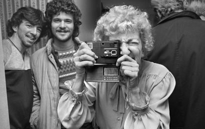 The Unguarded Moment: Photographing Friends and Family with Thomas Alleman (Online Learning)