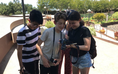 Fashion Fun for Teens (ages 12-18) with Gina Valona (One week – Summer)